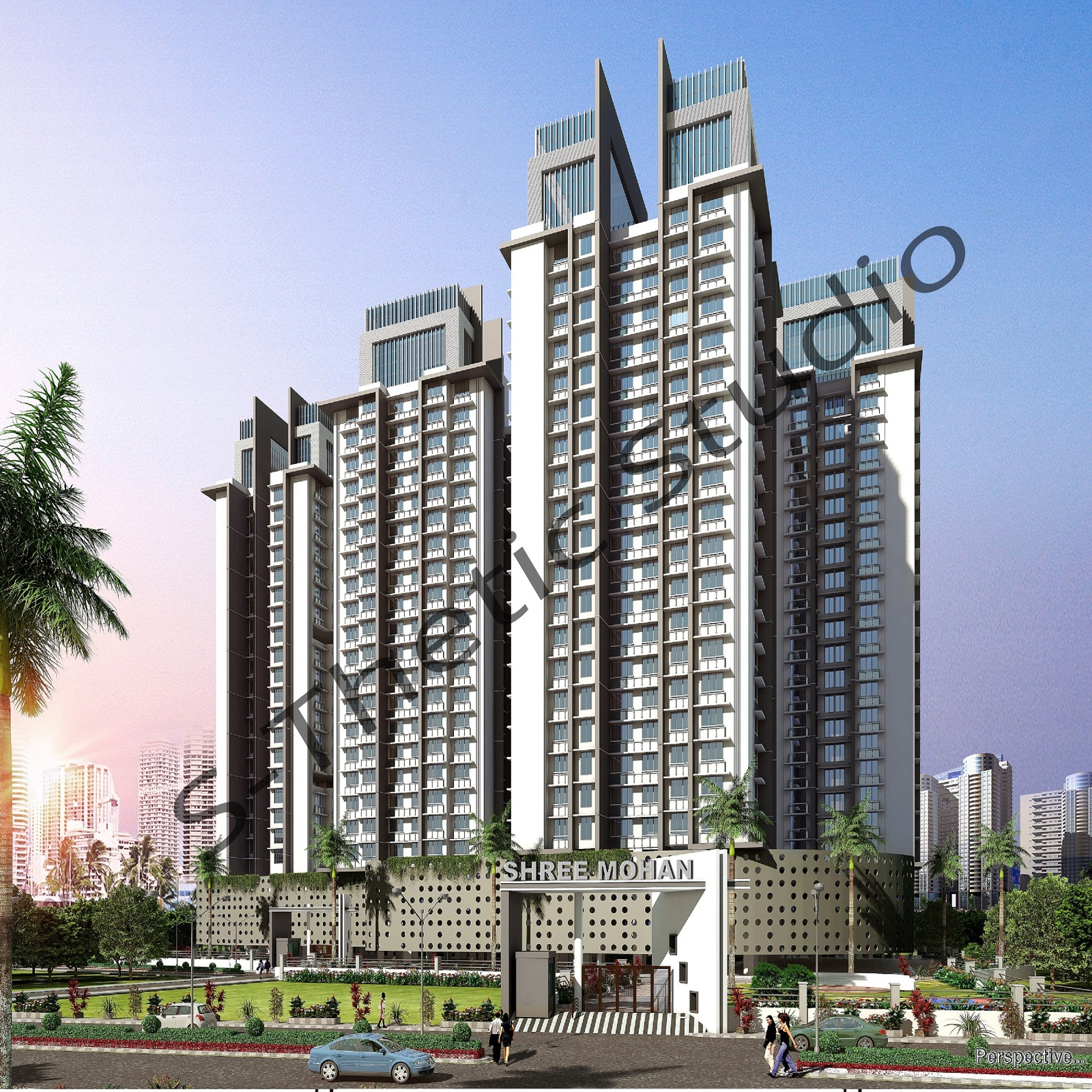 Town planning in mira road
